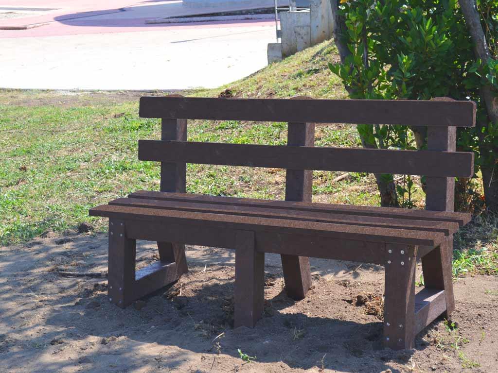 Panchina in Strongplast