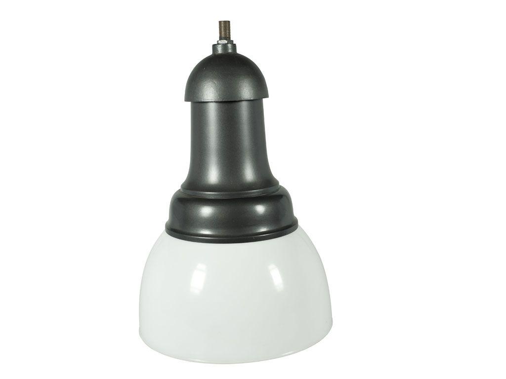 Campana per illuminazione in alluminio