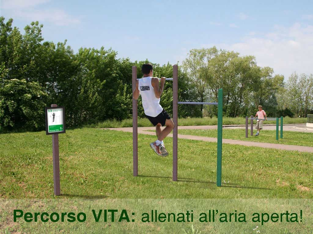 Percorso VITA in STRONGPLAST - EASY