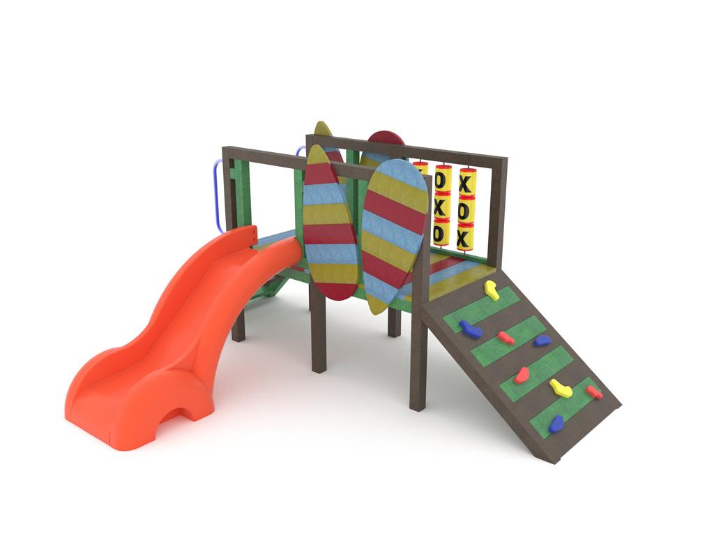 Combi BABY gioco STRONGPLAST