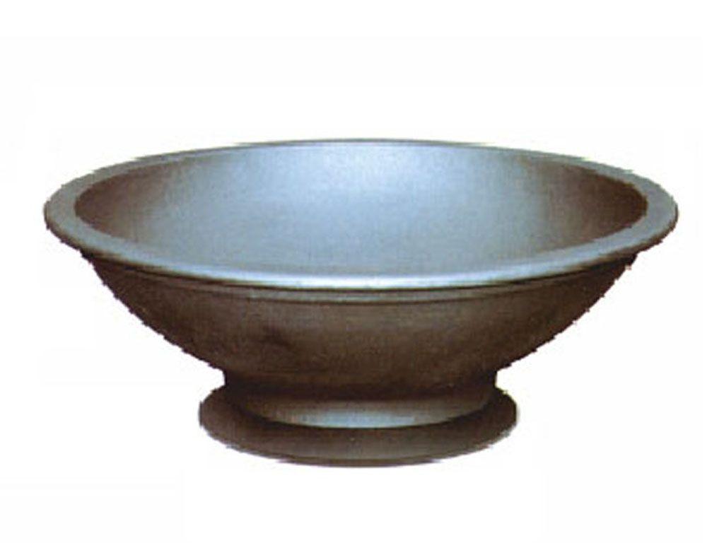 Fioriera circolare in ghisa tipo Rosa lt 600 diametro 1100 mm