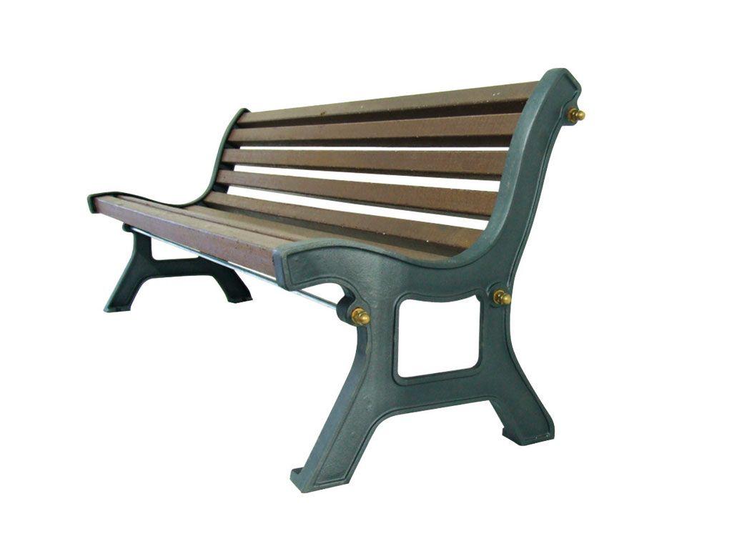 Panchina di plastica bianca panchina da esterno panca in for Ikea panchina esterno