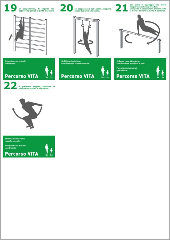 Percorso Vita Strongplast - STRONG