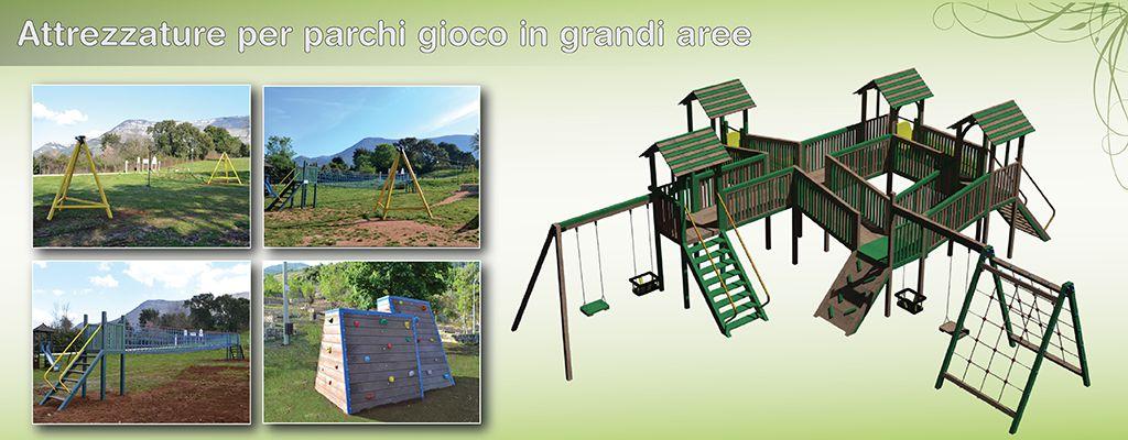 Eurocom italia srl illuminazione arredo urbano giochi for Arredo parchi